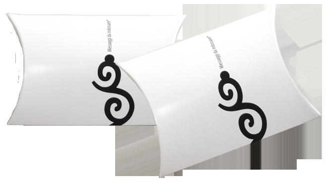 Packaging collana e girocollo