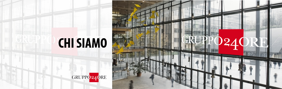 GRUPPO 24 Ore – restyling sito